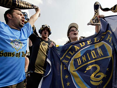 The Union (4-8-2) are facing the New England Revolution (4-9-2) today at PPL Park. (Yong Kim / Staff file photo)