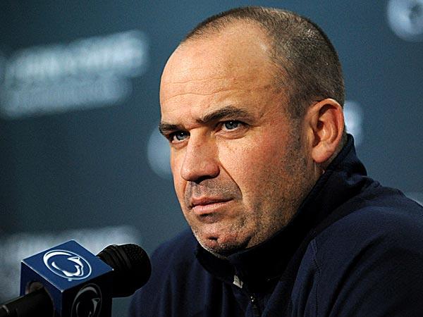 Penn State head coach Bill O´Brien. (Nabil K. Mark/Centre Daily Times/AP)