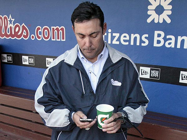 Phillies general manager Ruben Amaro Jr. (Elizabeth Robertson/Staff file photo)