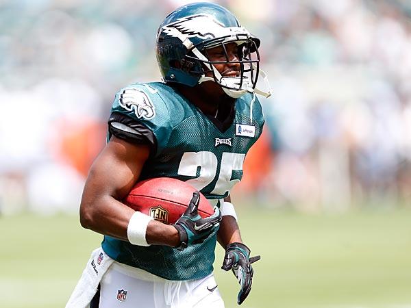 Eagles running back LeSean McCoy. (Matt Rourke/AP)