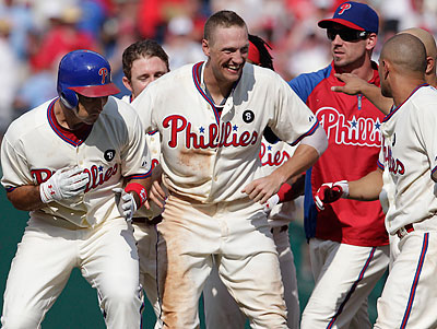 Risky deals such as the Hunter Pence trade come with a big possible reward for the Phillies. (David Maialetti/Staff Photographer)