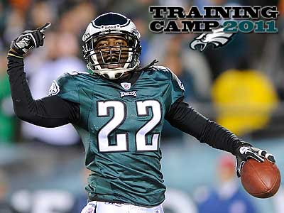 Asante Samuel said he does not know if the Eagles intend to trade him. (Michael Perez/AP)