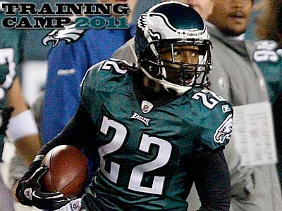 Are the Eagles looking to trade Asante Samuel? (David Maialetti/Staff Photographer)