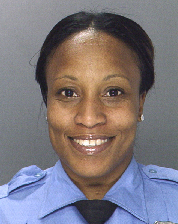 Aisha Pleasant, 36, was charged with resisting arrest and aggravated assault, police said.