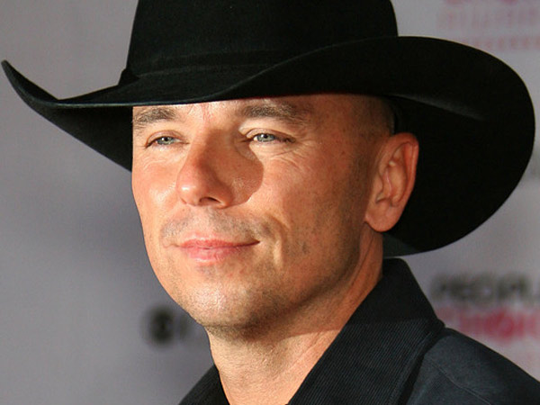Kenny Chesney. (Zach Lipp/AdMedia)