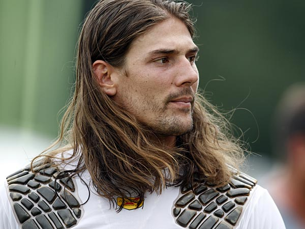 Eagles wide receiver Riley Cooper. (David Maialetti/Staff Photographer)
