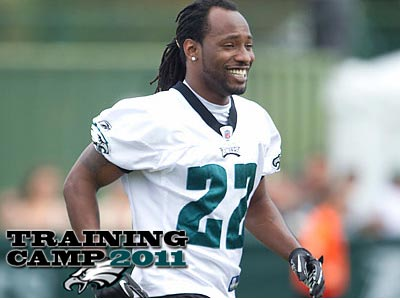 """I want to be where I´m wanted,"" Asante Samuel said as rumors swirled that the Eagles might try to trade him. (Ed Hille/Staff file photo)"