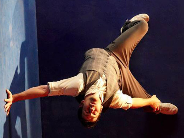 LEO, the anti-gravity show, comes to the 2013 Fringe Festival this September.