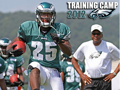 Eagles running back LeSean McCoy led the team with 20 touchdowns last year. (Michael Bryant/Staff Photographer)