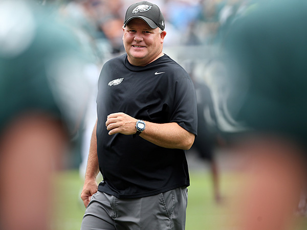Eagles head coach Chip Kelly. (David Maialetti/Staff Photographer)