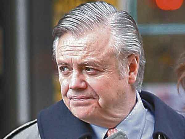Former state Sen. Vince Fumo. (ALEJANDRO A. ALVAREZ / FILE)