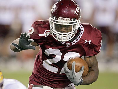 Temple RB Matt Brown was named to Phil Steele´s All-Big East preseason team. (Yong Kim/Staff file photo)