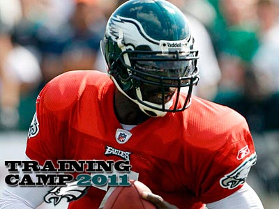 Michael Vick and Eagles open up the preseason Thursday night against the Ravens. (Yong Kim/Staff Photographer)