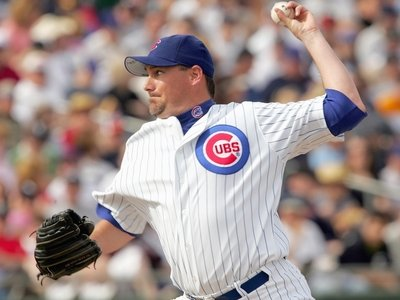The Phillies have added left-handed reliever Scott Eyre from the Cubs in exchange for minor league right-hander Brian Schlitter. (Getty Images)