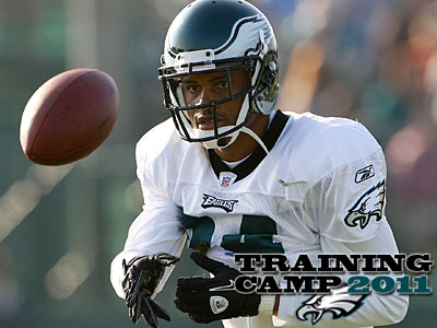 Nnamdi Asomugha will make his Eagles debut in Thursday´s preseason opener. (Yong Kim/Staff Photographer)