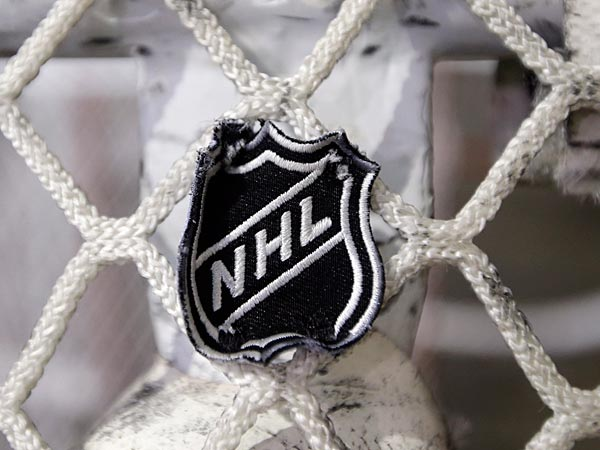 NHL logo.(AP Photo/Mark Humphrey, file)