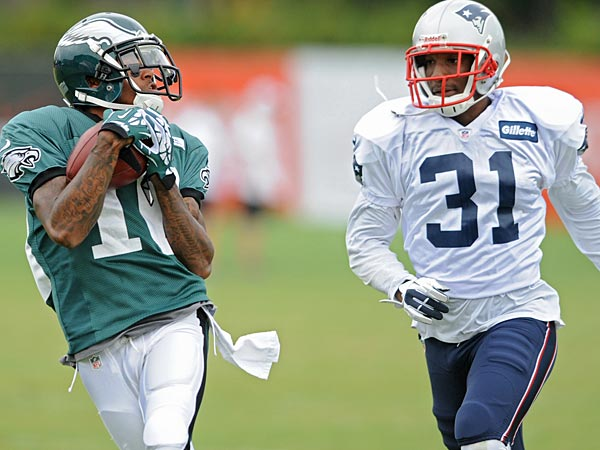 Philadelphia Eagles wide receiver DeSean Jackson. (Clem Murray / Staff Photographer )
