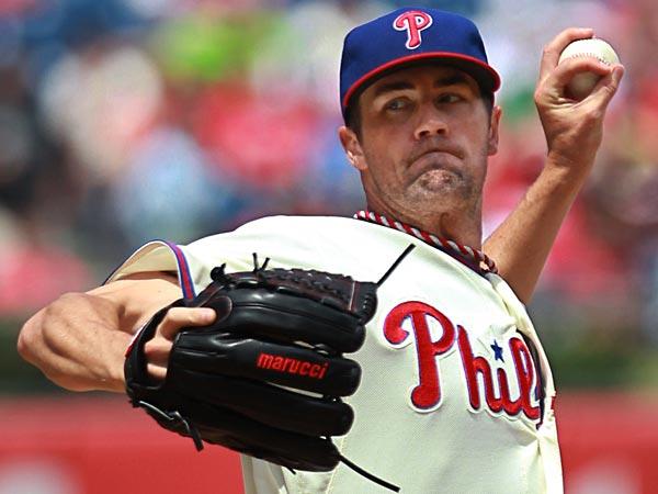 Phillies pitcher Cole Hamels. (Michael Bryant/Staff Photographer)
