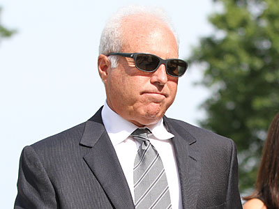 Eagles owner Jeffrey Lurie. (Michael Bryant/Staff file photo)