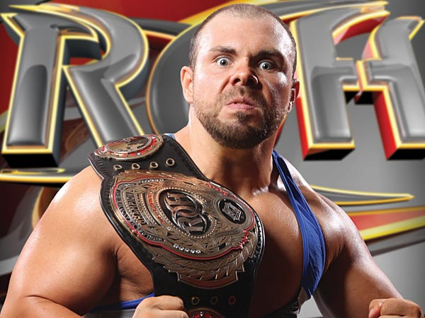 Michael Elgin Ready For The Pressure Of Being Ring Of