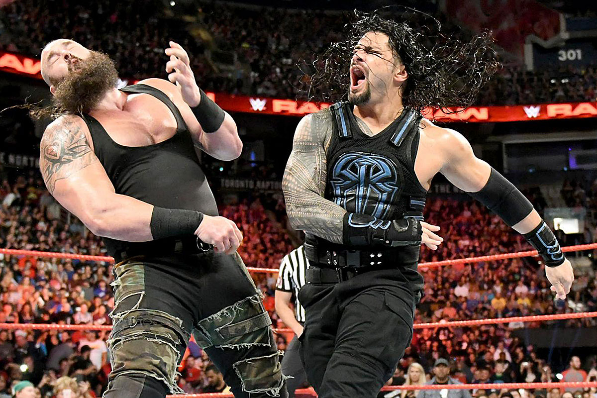 Wwe monday night raw results and observations 8 7 17 - Monday night raw images ...