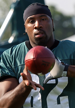 Eagles rookie tight end Eugene Bright has caught the ball well at training camp.   (Steven M. Falk / Staff Photographer)
