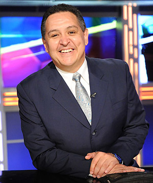 Pablo Ramirez has been the lead voice of Univision´s soccer broadcasts for over a decade.
