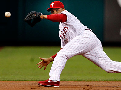 Placido Polanco said he expects to play for Clearwater on Wednesday. (Ron Cortes/Staff file photo)