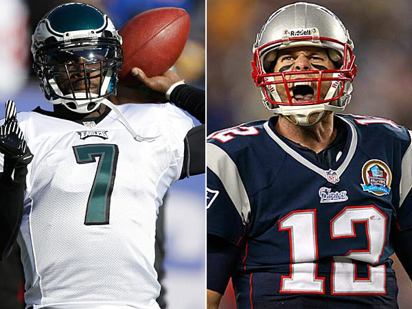 Live Updates: Eagles vs. Patriots, 7:30 p.m.