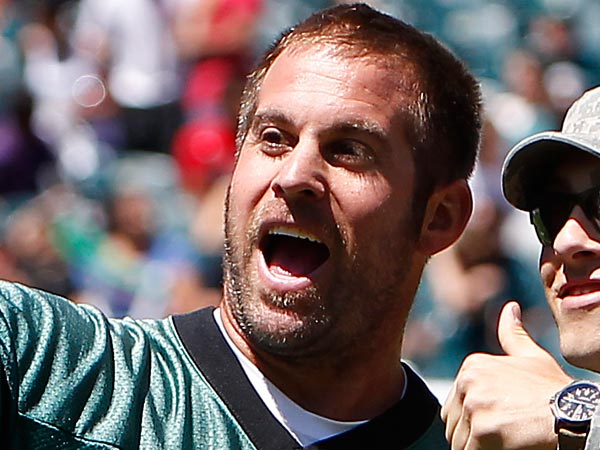 Jon Dorenbos. (David Maialetti/Staff Photographer)