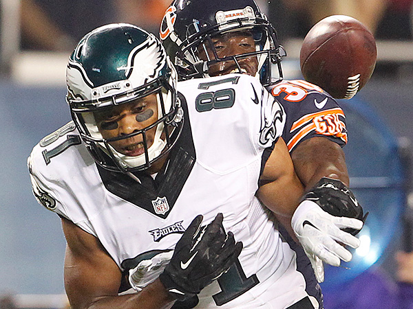Eagles WR Jordan Matthews (Ron Cortes/Staff Photographer)
