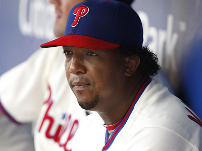 Pedro Martinez will make his Phillies debut Wednesday night against the Cubs. (David Maialetti/Staff Photographer)