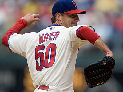 Jamie Moyer has reportedly been offered a minor-league contract by the Colorado Rockies. (Ed Hille/Staff file photo)