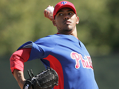 The Phillies have called up lefty reliever Antonio Bastardo from triple-A Lehigh Valley. (Yong Kim / Staff Photographer)