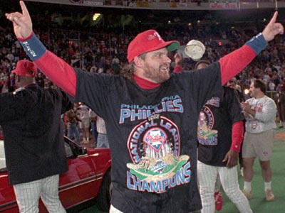 Despite falling short of a championship, John Kruk and the 1993 Phillies will forever endure in this city.