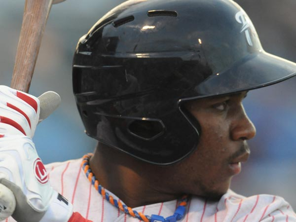 Maikel Franco. (Please credit: Ralph Trout/Reading Fightin Phils)
