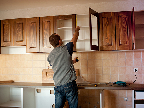 Recycling kitchen cabinets is a win-win proposition that offers many benefits to the present and future owners. (iStock)