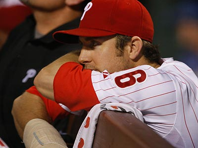 Chase Utley is likely to return to the Phillies on Tuesday. (Ron Cortes/Staff Photographer)