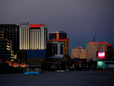 With the Revel bankrupt, and with Trump Plaza close to a sale deal for just $20 million (it´s still assessed at around $250 million), casinos are suddenly asking for huge property tax refunds that the city can ill afford. (Eric Mencher / Staff Photographer)