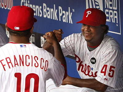 Pedro Martinez makes his Phillies debut tonight in a nationally-televised game against the Cubs. (Ron Cortes/Staff Photographer)