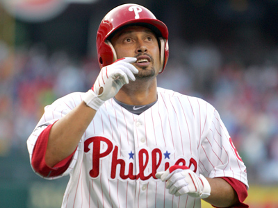 The Phillies have called up Shane Victorino. (David Swanson / Staff photographer)