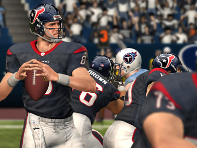 """Madden NFL 10"" attempts to put old ghosts to rest. (MCT)"