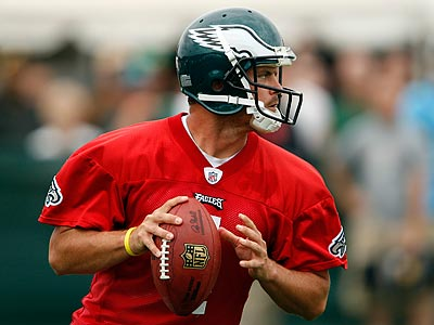 Kevin Kolb is expected to play the first quarter of tonight´s game against Jacksonville. (David Maialetti/Staff Photographer)