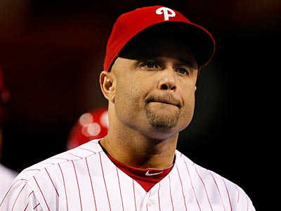 Placido Polanco will remain the Phillies´ starting third baseman, Ruben Amaro Jr. said. (Ron Cortes/Staff Photographer)