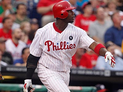 """I don´t think it´s that serious,"" Ryan Howard said about his hand injury. (Ron Cortes/Staff Photographer)"