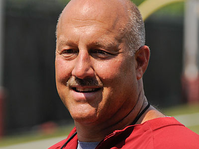 Steve Addazio hopes to guide Temple to a 2-0 start to the season with a win over Maryland. (Ron Tarver/Staff file photo)