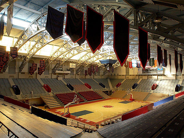 The Palestra will host ESPN´s College GameDay for the Temple-La Salle game on January 18. (Charles Fox/Staff file photo)