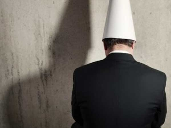 Using annoying slang can make you look like a dunce. (iStock photo)