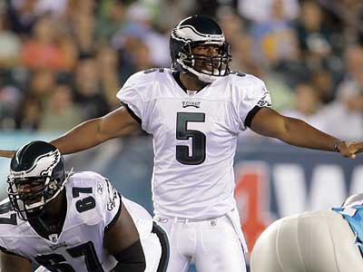 The latest Donovan McNabb trade rumors involve the Oakland Raiders. (Yong Kim / Daily News)