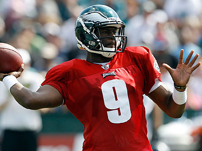 "Vince Young stood by his remarks about the Eagles being a ""Dream Team"" today. (Yong Kim/Staff file photo)"